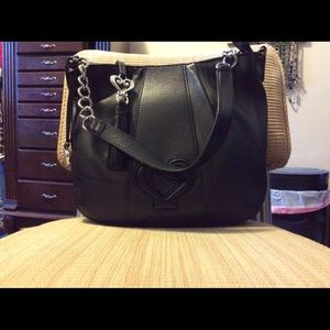 "Brighton ""Gwen"" Black Handbag"